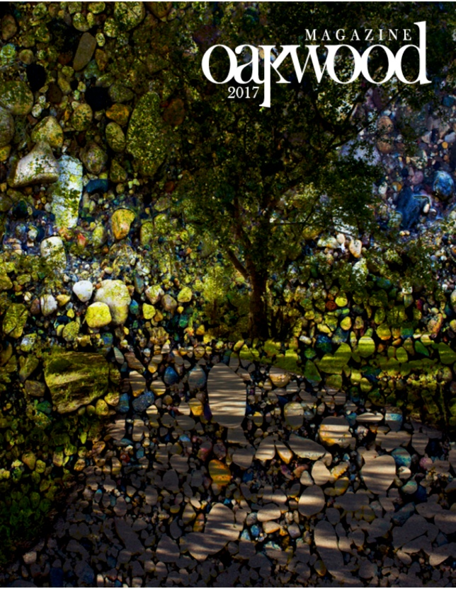 Oakwood front Cover only