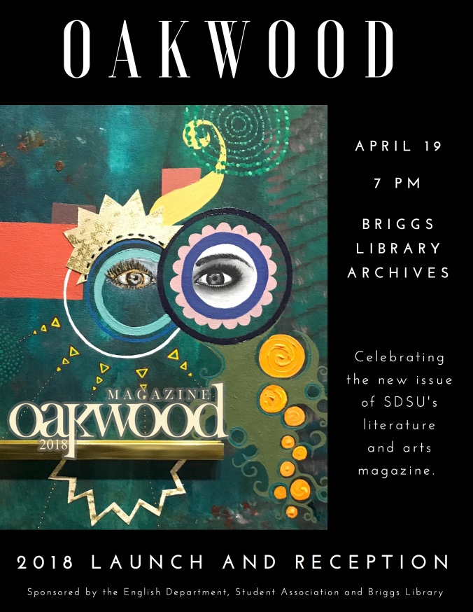 Oakwood library flyer